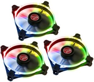 Raijintek Macula 12 Rainbow RGB-LED 120mm
