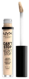 Корректор NYX Can't Stop Won't Stop Contour Pale, 3.5 мл