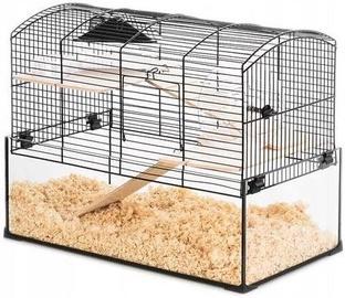 Zolux Neo Panas Gerbils Cage Black