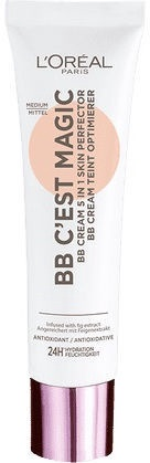 BB sejas krēms L´Oreal Paris BB C'est Magic SPF20 04, 30 ml