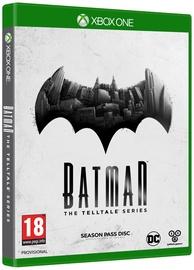 Batman: The Telltale Series Season Pass Disc Xbox One
