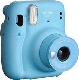 Momentfotoaparāts Fujifilm Instax Mini 11 Sky Blue + Instax Mini Glossy 10pcs