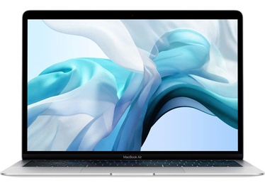 "Apple MacBook Air / MVFK2ZE/A / 13.3"" Retina / i5 DC 1.6 GHz / 8GB RAM / 128 SSD / ENG Silver"