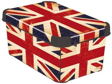Curver Stockholm S British Flag