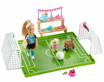 Mattel Babrie Chelsea Soccer Play Set GHK37