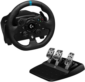 Logitech G923 Racing Wheel and Pedals Xbox/PC