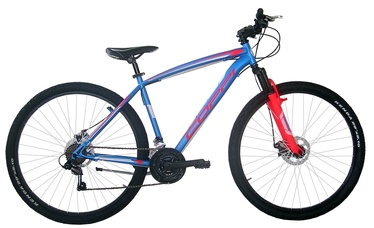 Coppi MTB Man 29'' Steel 43 Blue/Red
