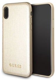 Guess Iridescent Back Case For Apple iPhone X/XS Gold