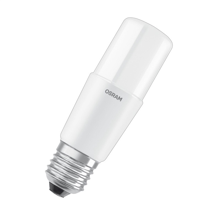 Led lamp Osram Stick76, 10W, E27, 4000K, frosted