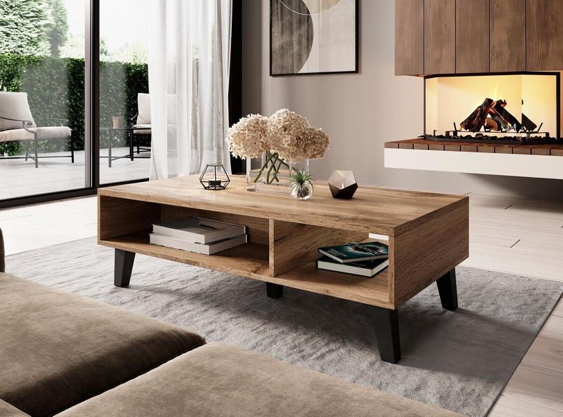 Kafijas galdiņš Cama Meble Nord, 1100x600x350 mm