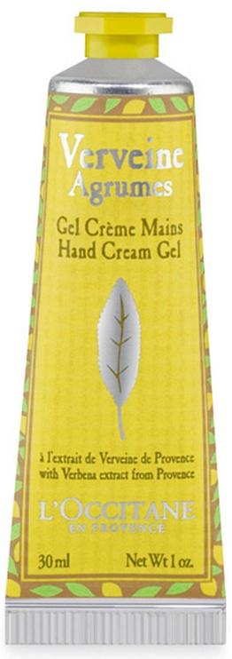 Rankų kremas L´Occitane Citrus Verbena Gel, 30 ml