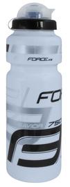 Велосипедная фляжка Force Savior Ultra 750ml White/Grey/Black