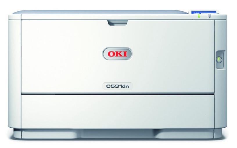 Daugiafunkcis spausdintuvas Oki C531DN, LED, spalvotas