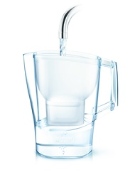 Vandens filtras Brita Aluna XL 3.5l baltas