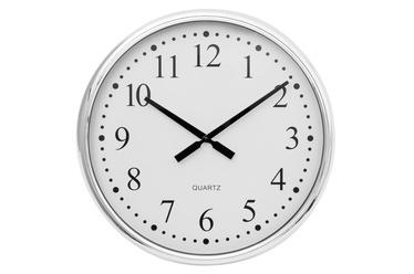Часы 4Living, серебристый