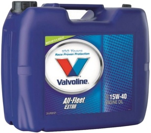 Valvoline All-Fleet Extra 15W40 Engine Oil 20l