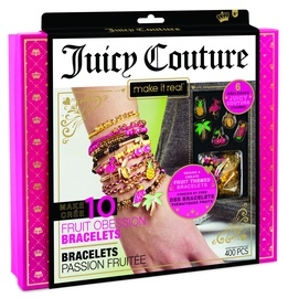 Apyrankių gaminimo rinkinys Make It Real Juicy Couture Fruit Obsessions Braclets