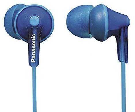 Ausinės Panasonic HJE125E Blue