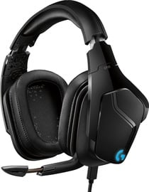 Logitech G935 7.1 Wireless Surround Over-Ear Gaming Headset Black