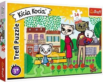 Trefl Maxi Puzzle Play With Kicia Kocia 24pcs 14316