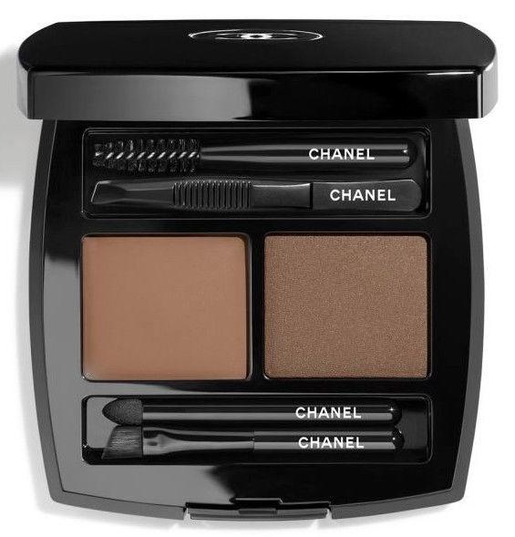 Chanel La Palette Sourcils Duo With Accessories 01