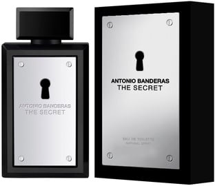 Tualetes ūdens Antonio Banderas The Secret 50ml EDT