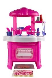 Žaislinė virtuvė su priedais