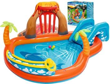 Bassein Bestway Paddling Pool & Play Centre Island, mitmevärviline, 2650x1040 mm, 208 l