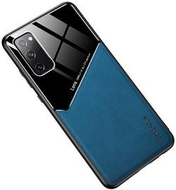 Чехол Mocco Lens Leather Back Case Samsung Galaxy A32 5G, синий/черный