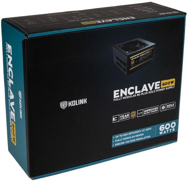 Kolink Enclave Series PSU 600W