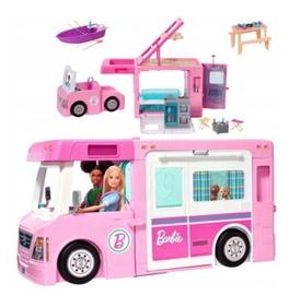 Детская машинка Barbie 3in1 Dream Camper GHL93
