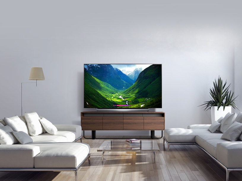 Телевизор LG OLED65C8PLA