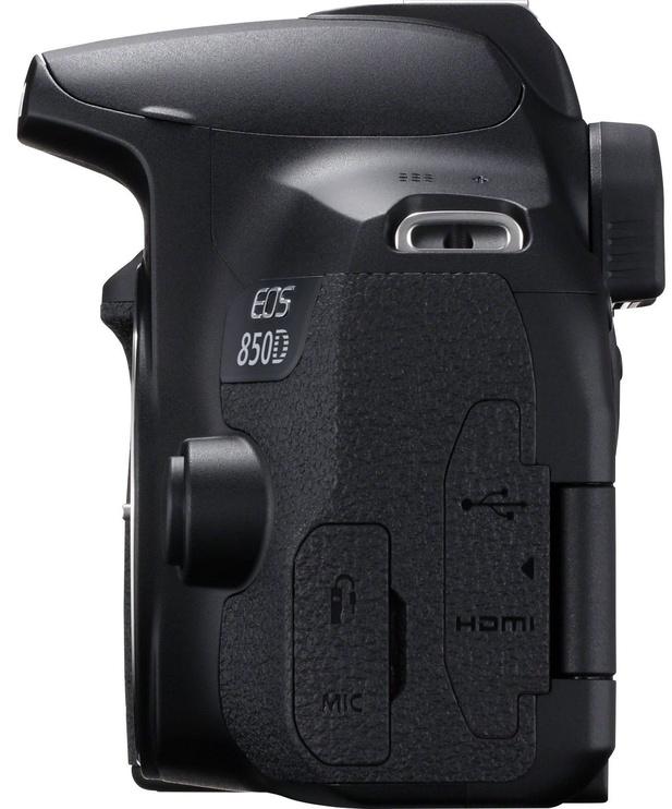Canon EOS 850D Body Black