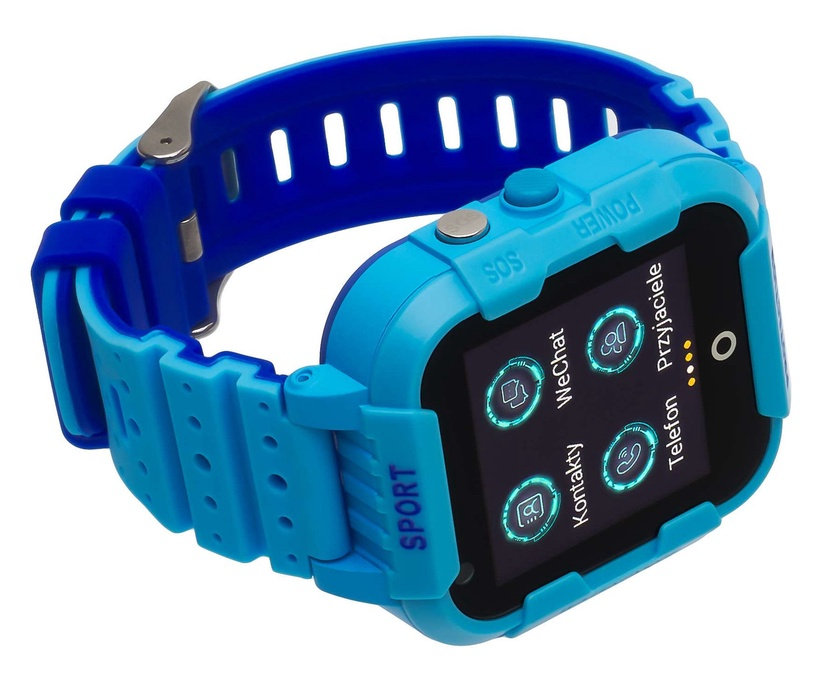 Garett Kids 4G Blue