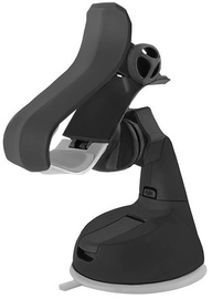 Qoltec Universal Car Holder For Smartphone Max 6.8'' Black