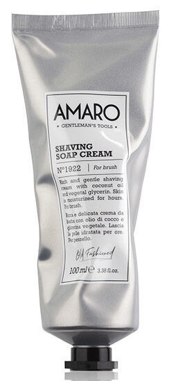 Skūšanās krēms Farmavita Amaro Shaving Soap Cream 100ml