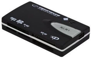 Esperanza Card Reader All in One EA129 USB 2.0