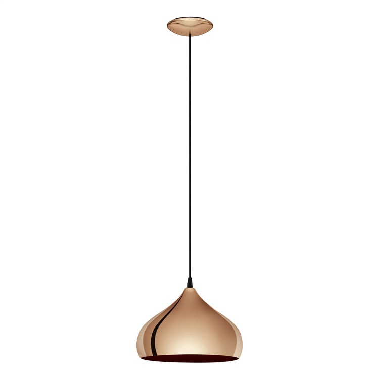 Griestu lampa Eglo Hapton 49449 60W E27