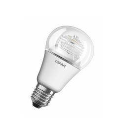 SPULD.LED SUPSTAR DIM CL A 6W/827 E27 CL (OSRAM)