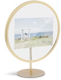 Umbra Infinity Photo Frame Brass 10x15cm