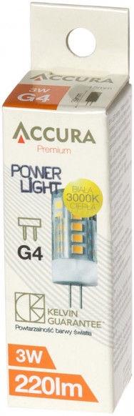 Accura ACC3073 Powerlight G4 3W