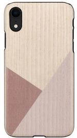 Man&Wood Tulip Back Case For Apple iPhone XR Black