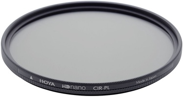 Hoya HD Nano Cir-Pl Filter 62mm