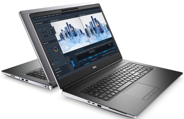"""Sülearvuti Dell Mobile Precision 7760, Intel® Core™ i7-11800H, 16 GB, 512 GB, 17.3 """""""