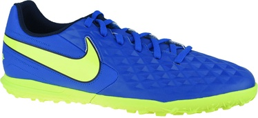 Nike Tiempo Legend 8 Club TF AT6109-474 Blue 45.5