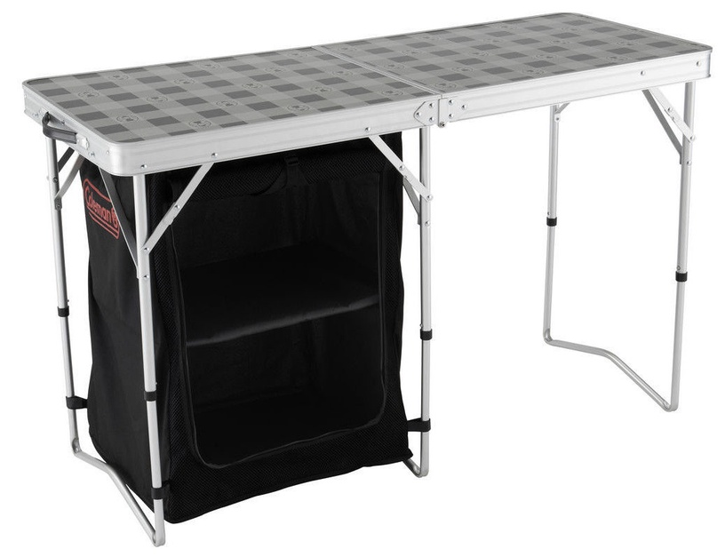 Coleman 2 in 1 Camp Table and Storage 2000024719