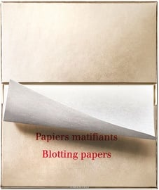 Clarins Blotting Papers Refill 2 x 70pcs