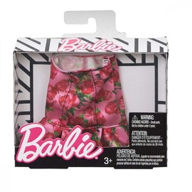 Mattel Barbie Clothes For A Doll Barbie Skirt Pink Rose FPH32
