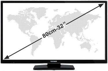 Televizorius Telefunken 32HD4110