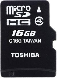 Toshiba M102 16GB microSDHC Class 4